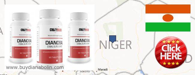 Где купить Dianabol онлайн Niger