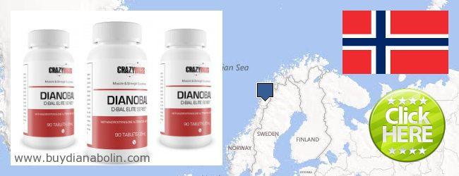 Где купить Dianabol онлайн Norway