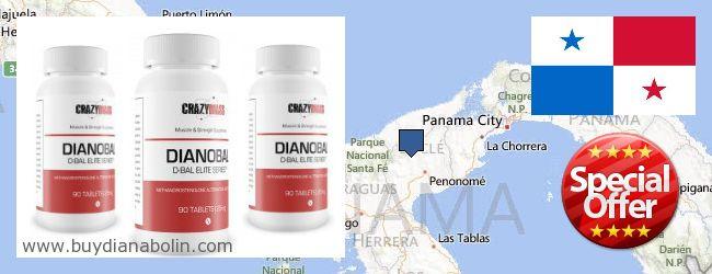 Где купить Dianabol онлайн Panama