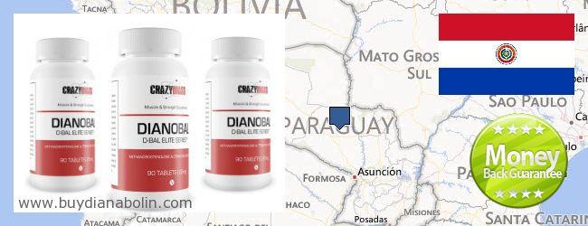 Где купить Dianabol онлайн Paraguay