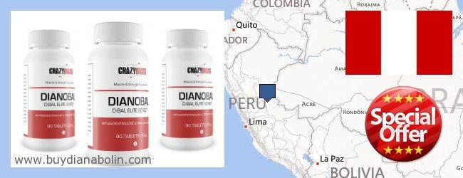 Где купить Dianabol онлайн Peru