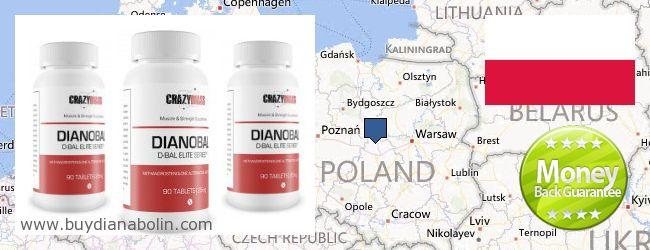 Где купить Dianabol онлайн Poland