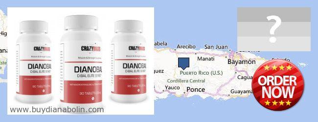 Где купить Dianabol онлайн Puerto Rico