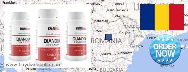 Где купить Dianabol онлайн Romania
