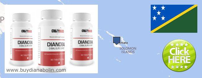 Где купить Dianabol онлайн Solomon Islands