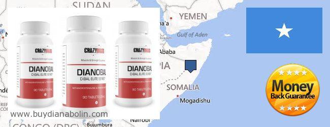 Где купить Dianabol онлайн Somalia