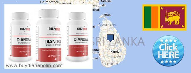 Где купить Dianabol онлайн Sri Lanka