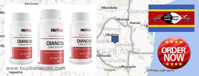 Где купить Dianabol онлайн Swaziland