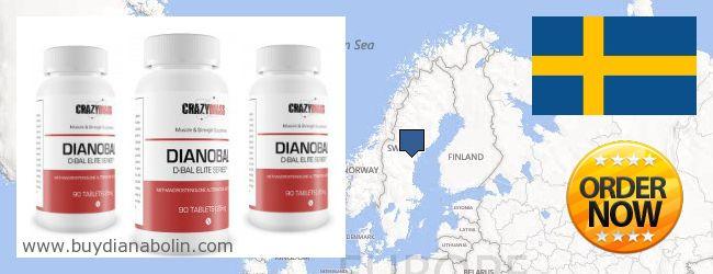 Где купить Dianabol онлайн Sweden