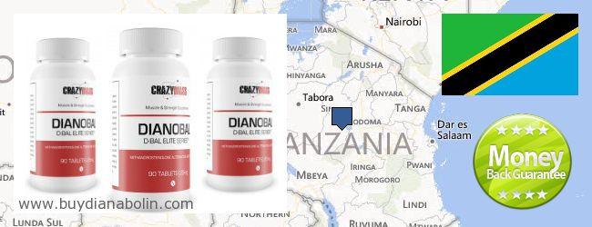 Где купить Dianabol онлайн Tanzania