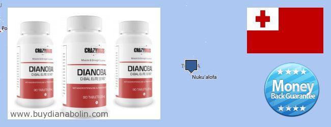 Где купить Dianabol онлайн Tonga