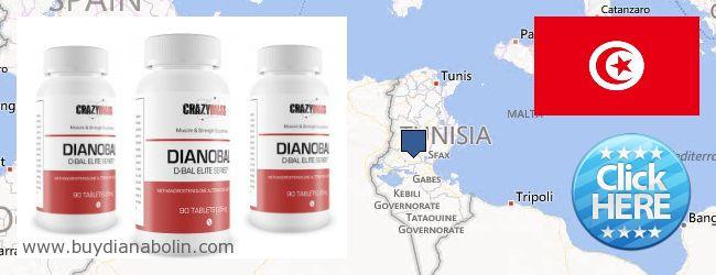 Где купить Dianabol онлайн Tunisia
