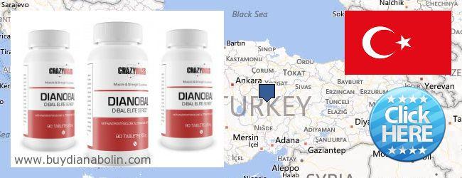 Где купить Dianabol онлайн Turkey