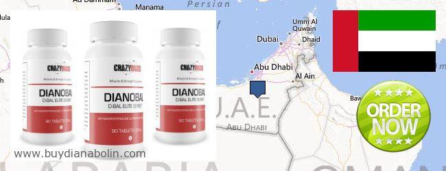 Где купить Dianabol онлайн United Arab Emirates