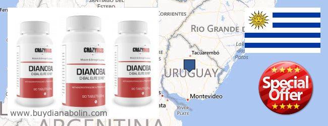 Где купить Dianabol онлайн Uruguay