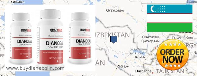 Где купить Dianabol онлайн Uzbekistan