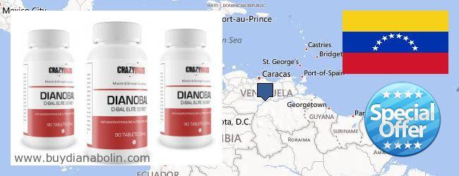 Где купить Dianabol онлайн Venezuela