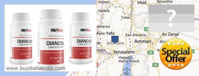 Где купить Dianabol онлайн West Bank