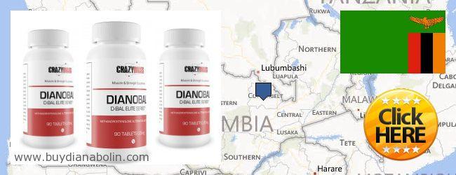 Где купить Dianabol онлайн Zambia