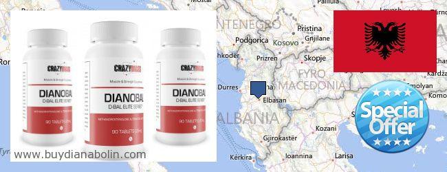 Къде да закупим Dianabol онлайн Albania