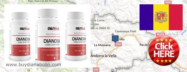 Къде да закупим Dianabol онлайн Andorra