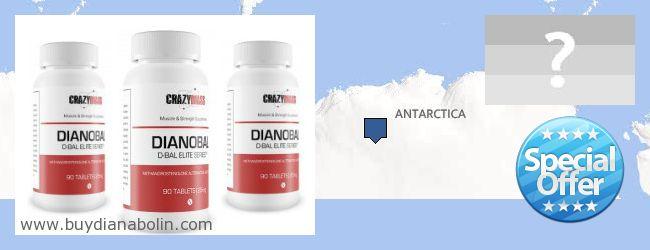 Къде да закупим Dianabol онлайн Antarctica