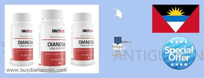 Къде да закупим Dianabol онлайн Antigua And Barbuda