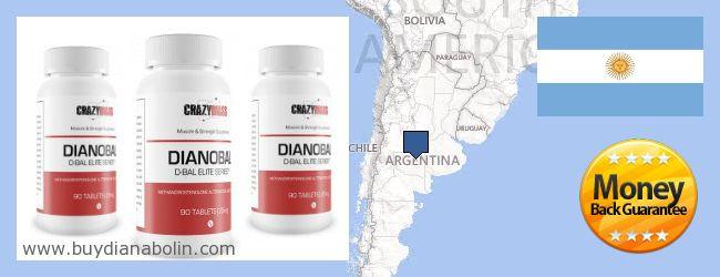 Къде да закупим Dianabol онлайн Argentina