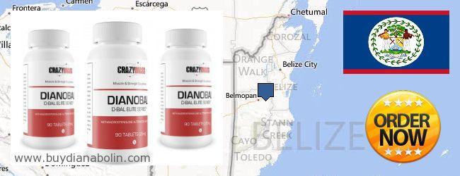 Къде да закупим Dianabol онлайн Belize