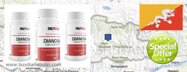 Къде да закупим Dianabol онлайн Bhutan