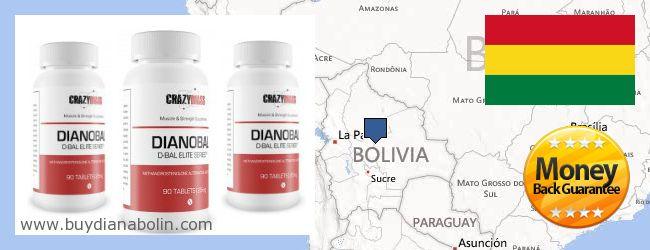Къде да закупим Dianabol онлайн Bolivia