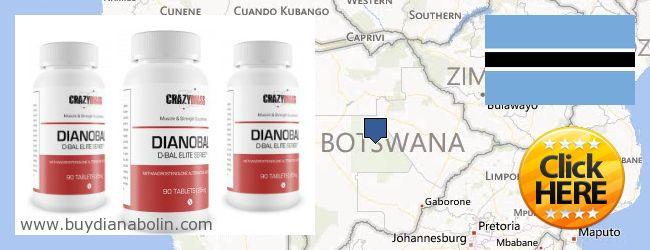 Къде да закупим Dianabol онлайн Botswana