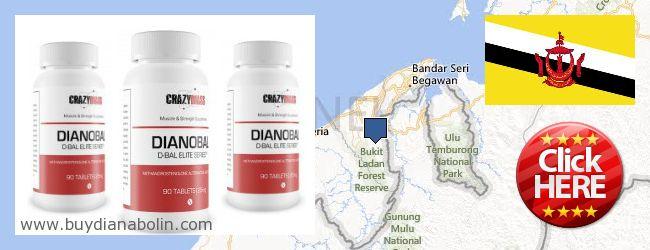 Къде да закупим Dianabol онлайн Brunei