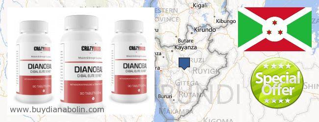 Къде да закупим Dianabol онлайн Burundi