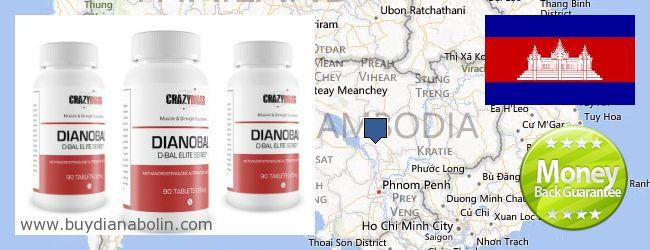 Къде да закупим Dianabol онлайн Cambodia