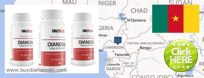 Къде да закупим Dianabol онлайн Cameroon