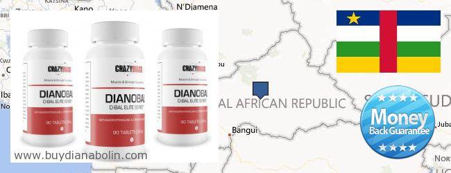 Къде да закупим Dianabol онлайн Central African Republic