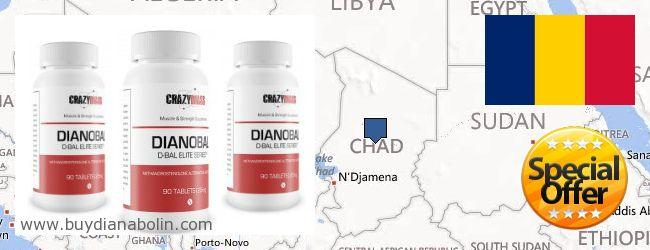 Къде да закупим Dianabol онлайн Chad