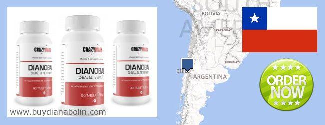 Къде да закупим Dianabol онлайн Chile