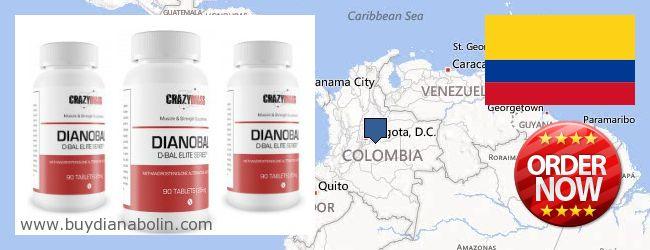 Къде да закупим Dianabol онлайн Colombia
