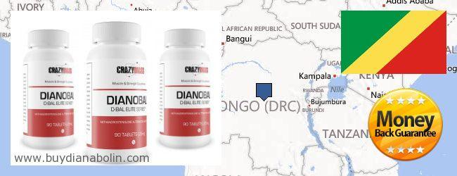 Къде да закупим Dianabol онлайн Congo