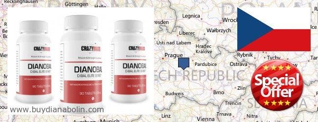 Къде да закупим Dianabol онлайн Czech Republic