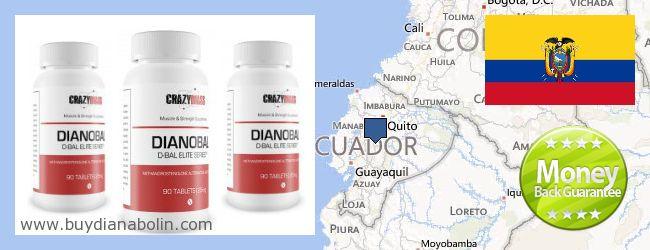 Къде да закупим Dianabol онлайн Ecuador