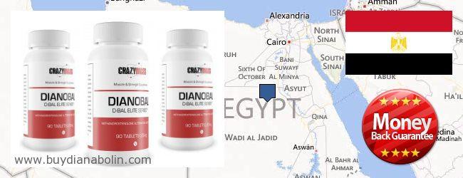 Къде да закупим Dianabol онлайн Egypt