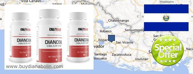 Къде да закупим Dianabol онлайн El Salvador