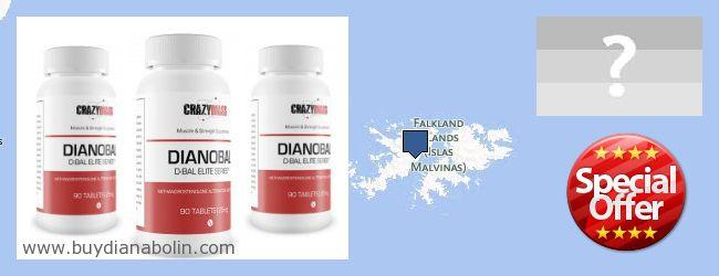 Къде да закупим Dianabol онлайн Falkland Islands