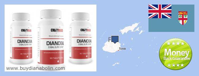 Къде да закупим Dianabol онлайн Fiji