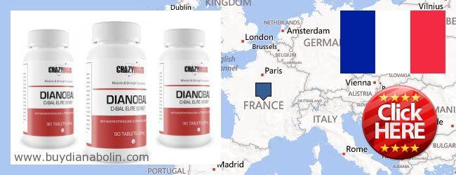 Къде да закупим Dianabol онлайн France