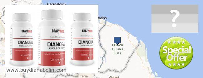 Къде да закупим Dianabol онлайн French Guiana