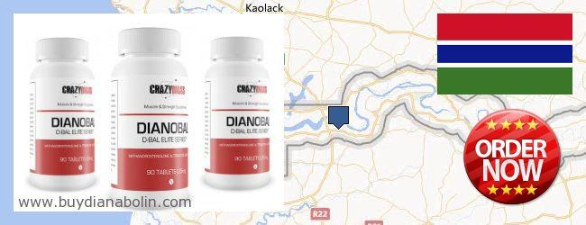 Къде да закупим Dianabol онлайн Gambia
